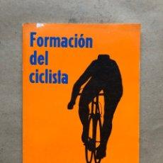 Collectionnisme sportif: FORMACIÓN DEL CICLISTA. GONZALO ÁLVAREZ. EDITA SDAD. CICLISTA PUNTA GALEA 1984.. Lote 145997253