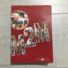 Coleccionismo deportivo: CICLISMO ANUARIO META 2000 MIL AÑO 1996 - M2M 96. Lote 146482382
