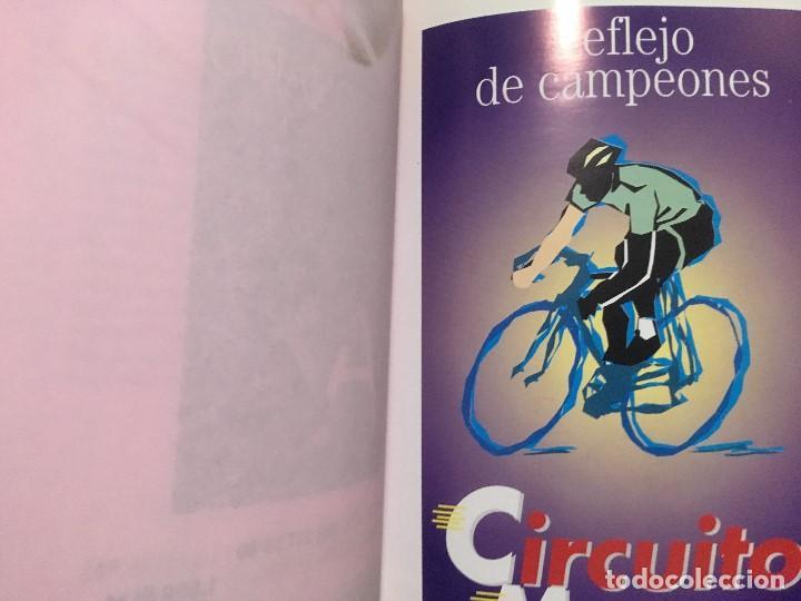 Coleccionismo deportivo: Ciclismo Anuario meta 2000 mil AÑO 1996 - M2M 96 - Foto 11 - 146482382