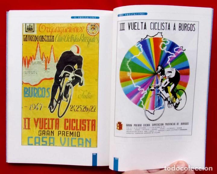 Coleccionismo deportivo: VUELTA A BURGOS. 1946 - 1995. MUY BUEN ESTADO. AÑO: 1996. CICLISMO. IÑAKI SAGASTUME - Foto 3 - 218815347