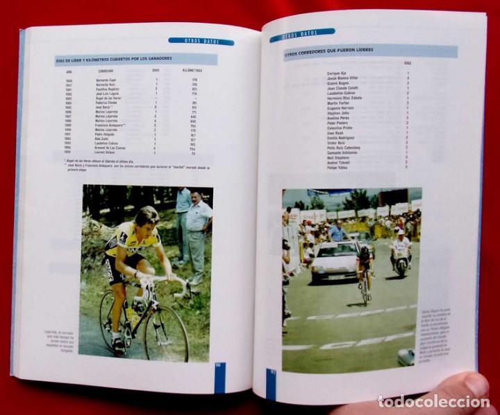 Coleccionismo deportivo: VUELTA A BURGOS. 1946 - 1995. MUY BUEN ESTADO. AÑO: 1996. CICLISMO. IÑAKI SAGASTUME - Foto 5 - 218815347