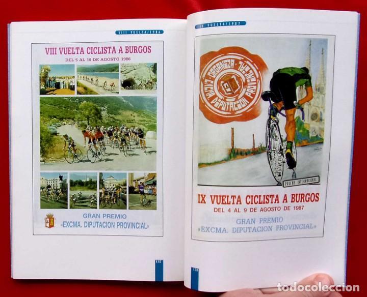 Coleccionismo deportivo: VUELTA A BURGOS. 1946 - 1995. MUY BUEN ESTADO. AÑO: 1996. CICLISMO. IÑAKI SAGASTUME - Foto 6 - 218815347