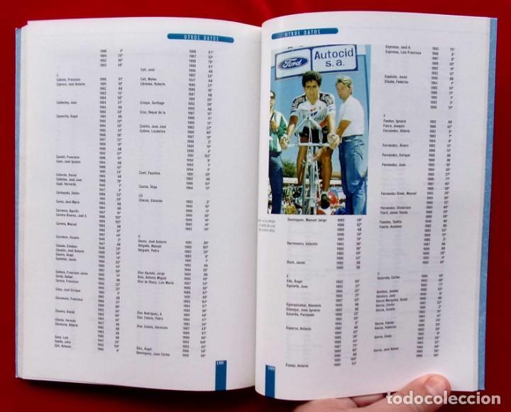 Coleccionismo deportivo: VUELTA A BURGOS. 1946 - 1995. MUY BUEN ESTADO. AÑO: 1996. CICLISMO. IÑAKI SAGASTUME - Foto 8 - 218815347