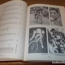 Coleccionismo deportivo: MALLORCA, LOS MALLORQUINES Y LA VUELTA CICLISTA A ESPAÑA. BERNARDO COMAS. MATEO FLAQUER. 1991.. Lote 149561550