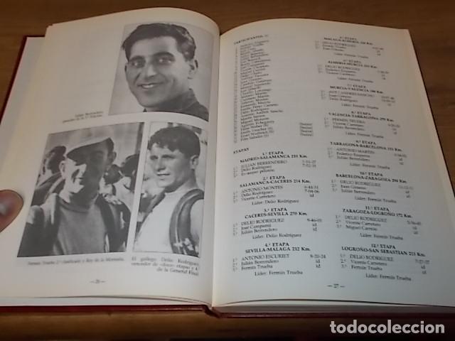 Coleccionismo deportivo: MALLORCA, LOS MALLORQUINES Y LA VUELTA CICLISTA A ESPAÑA. BERNARDO COMAS. MATEO FLAQUER. 1991. - Foto 5 - 149561550