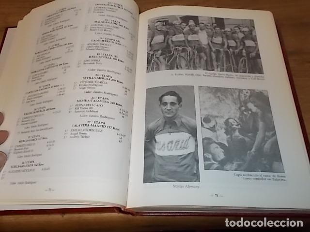 Coleccionismo deportivo: MALLORCA, LOS MALLORQUINES Y LA VUELTA CICLISTA A ESPAÑA. BERNARDO COMAS. MATEO FLAQUER. 1991. - Foto 8 - 149561550