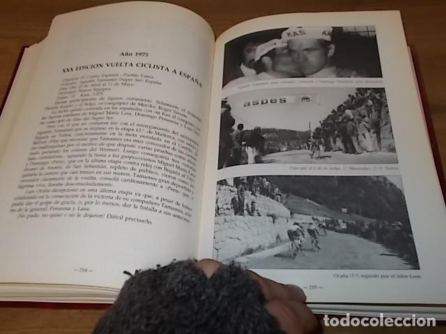 Coleccionismo deportivo: MALLORCA, LOS MALLORQUINES Y LA VUELTA CICLISTA A ESPAÑA. BERNARDO COMAS. MATEO FLAQUER. 1991. - Foto 13 - 149561550