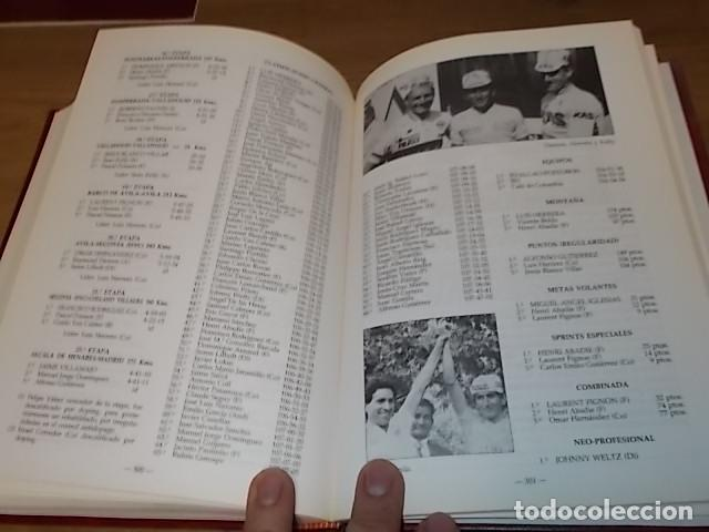 Coleccionismo deportivo: MALLORCA, LOS MALLORQUINES Y LA VUELTA CICLISTA A ESPAÑA. BERNARDO COMAS. MATEO FLAQUER. 1991. - Foto 17 - 149561550
