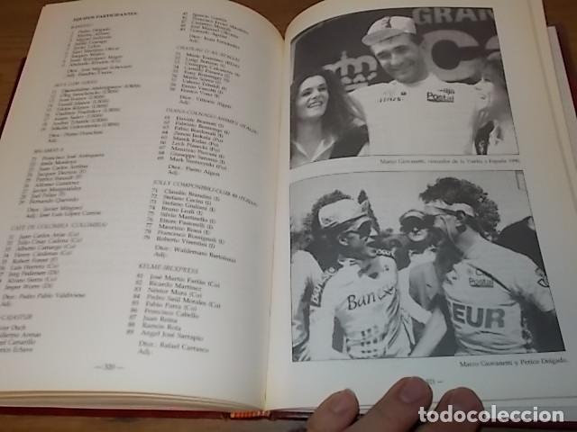 Coleccionismo deportivo: MALLORCA, LOS MALLORQUINES Y LA VUELTA CICLISTA A ESPAÑA. BERNARDO COMAS. MATEO FLAQUER. 1991. - Foto 19 - 149561550