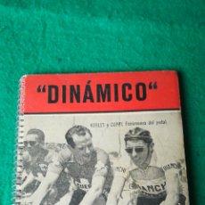 Coleccionismo deportivo: DINÁMICO, LA VUELTA CICLISTA A FRANCIA 1956. Lote 155812770