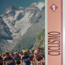Coleccionismo deportivo: CICLISMO / JOSÉ LUIS ALGARRA. COMITÉ OLÍMPICO ESPAÑOL, 1990. (LOS DEPORTES OLÍMPICOS ; 1).. Lote 156246626