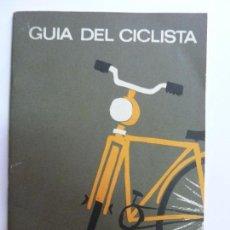 Coleccionismo deportivo: GUÍA DEL CICLISTA. AÑO 1965. Lote 159609242