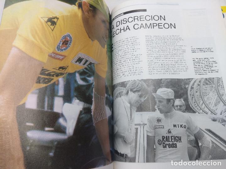 Coleccionismo deportivo: LIBRO CICLISMO/LA GRAN HISTORIA DEL TOUR 1903-1992. - Foto 2 - 160165790