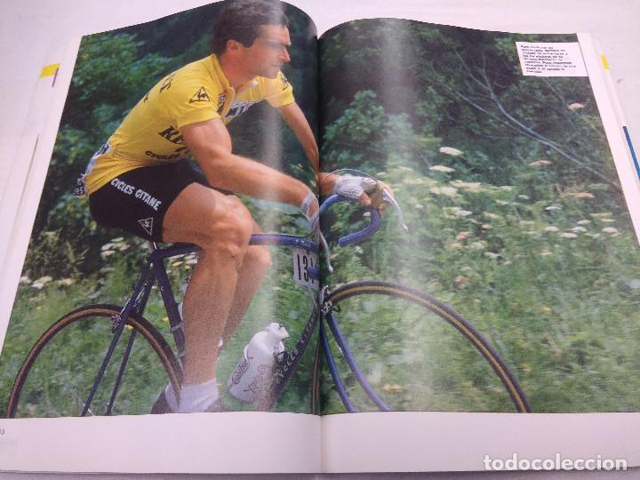 Coleccionismo deportivo: LIBRO CICLISMO/LA GRAN HISTORIA DEL TOUR 1903-1992. - Foto 3 - 160165790