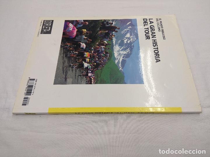Coleccionismo deportivo: LIBRO CICLISMO/LA GRAN HISTORIA DEL TOUR 1903-1992. - Foto 4 - 160165790