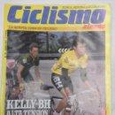 Coleccionismo deportivo: REVISTA CICLISMO A FONDO Nº32/POSTER ANSELMO CIFUENTES EQUIPO BH.. Lote 160207866
