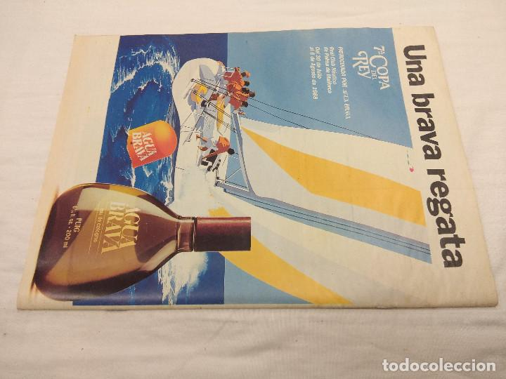 Coleccionismo deportivo: REVISTA CICLISMO AS COLOR Nº131/PERICO DELGADO/POSTER NBA. - Foto 4 - 160208922