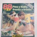 Coleccionismo deportivo: REVISTA CICLISMO AS COLOR Nº117/ESPECIAL VUELTA 88/ALVARO PINO EQUIPO BH.. Lote 160209590