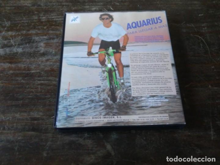 Coleccionismo deportivo: New TV Mountain Bike. Mecánica y Técnica. 2 VHS. Shimano. Specialized. Aquarius - Foto 3 - 163501158