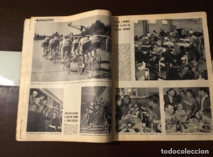 Coleccionismo deportivo: Antigua revista tour de Francia 1962 - Foto 2 - 165700562