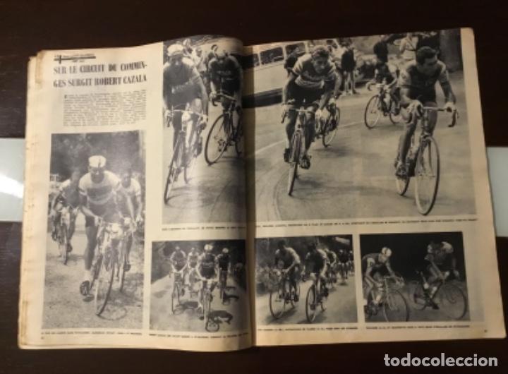 Coleccionismo deportivo: Antigua revista tour de Francia 1962 - Foto 3 - 165700562