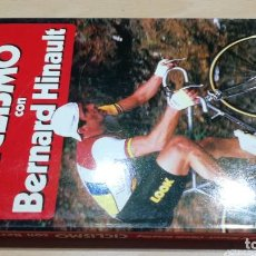 Coleccionismo deportivo: CICLISMO CON BERNARD HINAULT/ CLAUDE GENZLING/ MARTINEZ ROCA/ / F402. Lote 166226678