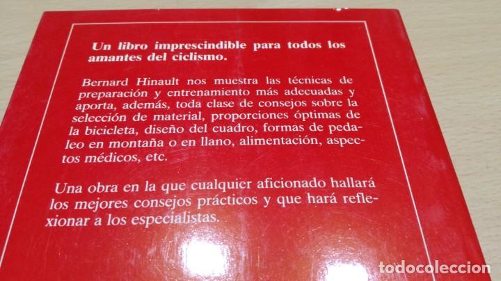 Coleccionismo deportivo: CICLISMO CON BERNARD HINAULT/ CLAUDE GENZLING/ MARTINEZ ROCA/ / F402 - Foto 3 - 166226678