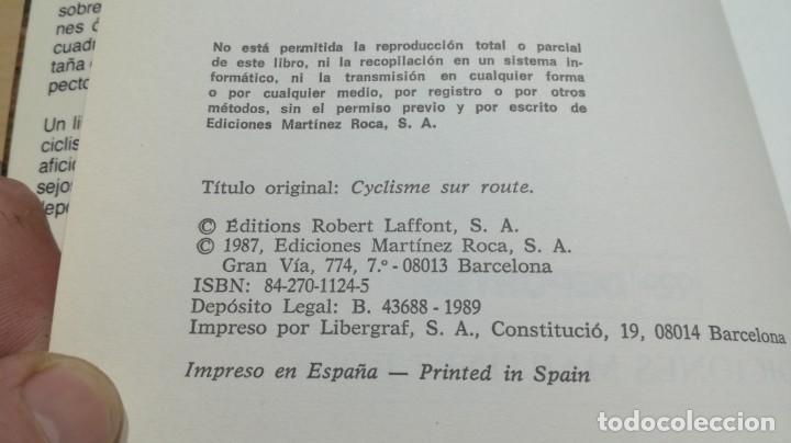 Coleccionismo deportivo: CICLISMO CON BERNARD HINAULT/ CLAUDE GENZLING/ MARTINEZ ROCA/ / F402 - Foto 6 - 166226678