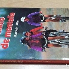 Coleccionismo deportivo: CICLISMO DE MONTAÑA/ ROBERT VAN DER PLAS/ MOUNTAIN - BIKE/ MARTINEZ ROCA/ F402. Lote 166226850
