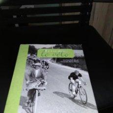 Coleccionismo deportivo: IL Y A UN SIECLE LE VELO / UN SIGLO DE BICICLETA 143 PAGINAS CON FOTOS / NUEVO. Lote 169206016