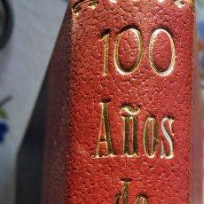 Coleccionismo deportivo: CIEN AÑOS DE CICLISMO. SIMÓN RUFO. Lote 170113924