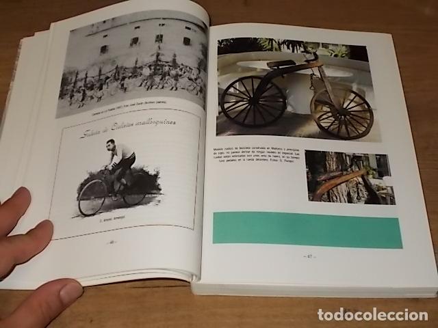 Coleccionismo deportivo: HISTORIA DEL CICLISMO EN MALLORCA.JESÚS GARCÍA MARÍN / GONZALO PAMPÍN.ED. MIRAMAR.1ª EDICIÓN 1991. - Foto 6 - 212807685