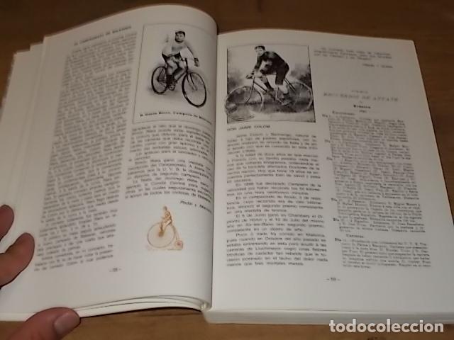 Coleccionismo deportivo: HISTORIA DEL CICLISMO EN MALLORCA.JESÚS GARCÍA MARÍN / GONZALO PAMPÍN.ED. MIRAMAR.1ª EDICIÓN 1991. - Foto 8 - 212807685