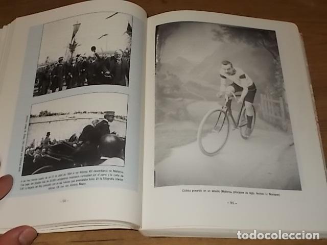 Coleccionismo deportivo: HISTORIA DEL CICLISMO EN MALLORCA.JESÚS GARCÍA MARÍN / GONZALO PAMPÍN.ED. MIRAMAR.1ª EDICIÓN 1991. - Foto 12 - 212807685