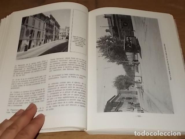 Coleccionismo deportivo: HISTORIA DEL CICLISMO EN MALLORCA.JESÚS GARCÍA MARÍN / GONZALO PAMPÍN.ED. MIRAMAR.1ª EDICIÓN 1991. - Foto 13 - 212807685