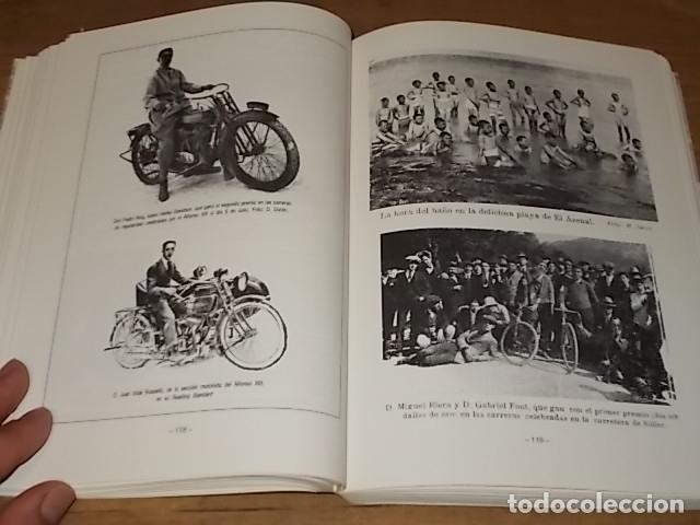Coleccionismo deportivo: HISTORIA DEL CICLISMO EN MALLORCA.JESÚS GARCÍA MARÍN / GONZALO PAMPÍN.ED. MIRAMAR.1ª EDICIÓN 1991. - Foto 14 - 212807685