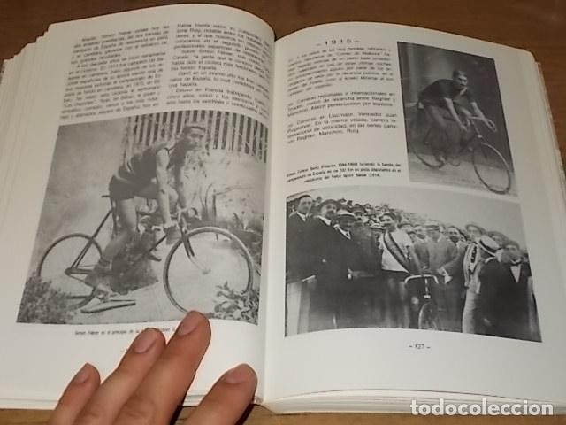 Coleccionismo deportivo: HISTORIA DEL CICLISMO EN MALLORCA.JESÚS GARCÍA MARÍN / GONZALO PAMPÍN.ED. MIRAMAR.1ª EDICIÓN 1991. - Foto 15 - 212807685
