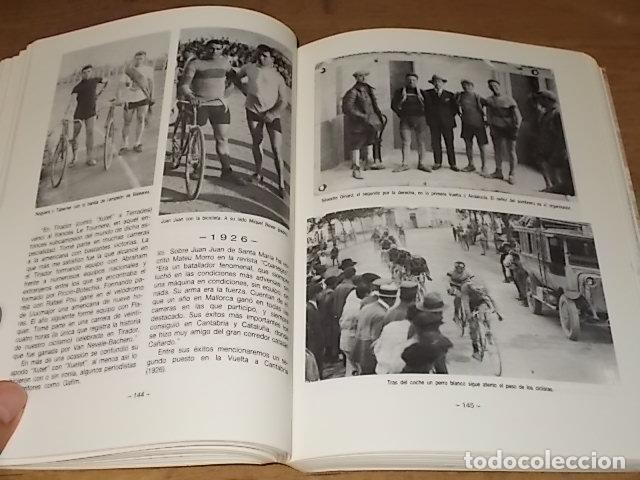 Coleccionismo deportivo: HISTORIA DEL CICLISMO EN MALLORCA.JESÚS GARCÍA MARÍN / GONZALO PAMPÍN.ED. MIRAMAR.1ª EDICIÓN 1991. - Foto 16 - 212807685