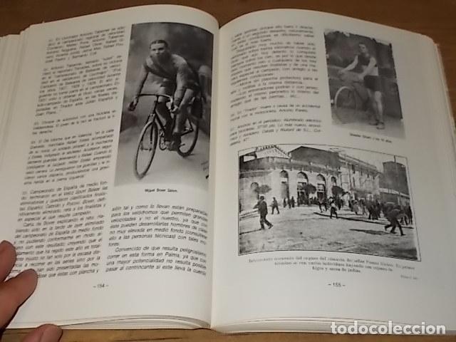 Coleccionismo deportivo: HISTORIA DEL CICLISMO EN MALLORCA.JESÚS GARCÍA MARÍN / GONZALO PAMPÍN.ED. MIRAMAR.1ª EDICIÓN 1991. - Foto 17 - 212807685