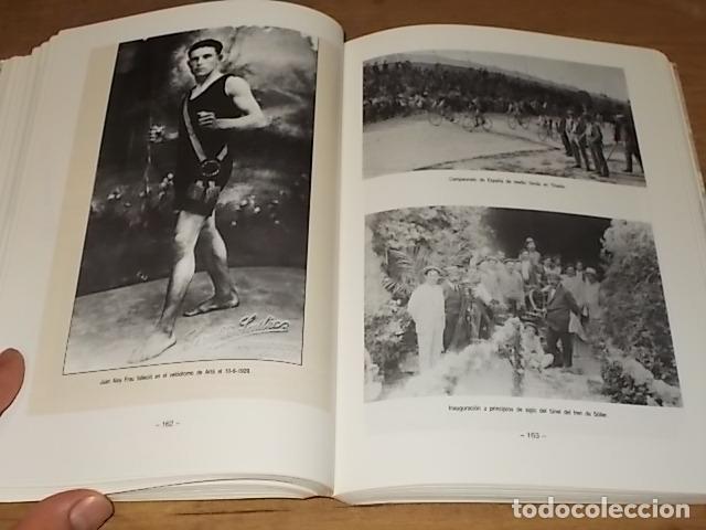 Coleccionismo deportivo: HISTORIA DEL CICLISMO EN MALLORCA.JESÚS GARCÍA MARÍN / GONZALO PAMPÍN.ED. MIRAMAR.1ª EDICIÓN 1991. - Foto 18 - 212807685