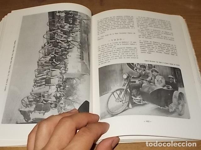 Coleccionismo deportivo: HISTORIA DEL CICLISMO EN MALLORCA.JESÚS GARCÍA MARÍN / GONZALO PAMPÍN.ED. MIRAMAR.1ª EDICIÓN 1991. - Foto 19 - 212807685