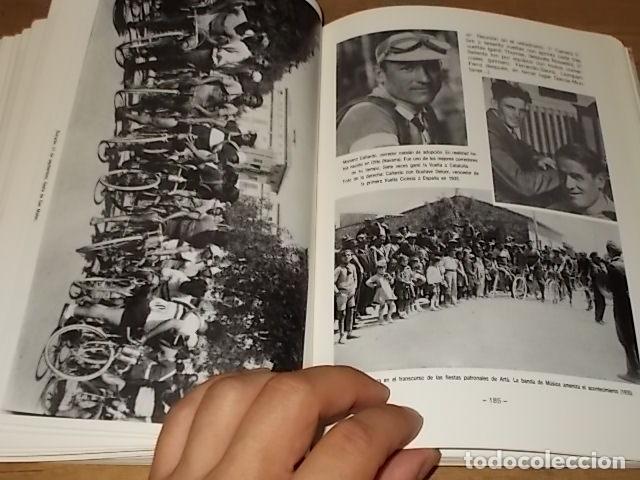 Coleccionismo deportivo: HISTORIA DEL CICLISMO EN MALLORCA.JESÚS GARCÍA MARÍN / GONZALO PAMPÍN.ED. MIRAMAR.1ª EDICIÓN 1991. - Foto 21 - 212807685