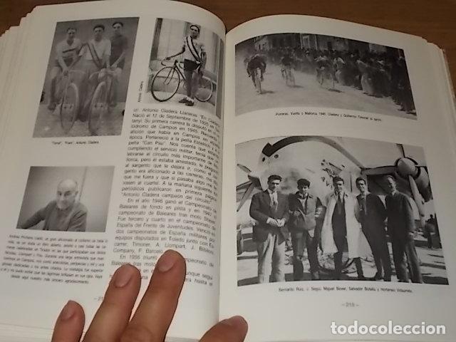 Coleccionismo deportivo: HISTORIA DEL CICLISMO EN MALLORCA.JESÚS GARCÍA MARÍN / GONZALO PAMPÍN.ED. MIRAMAR.1ª EDICIÓN 1991. - Foto 24 - 212807685