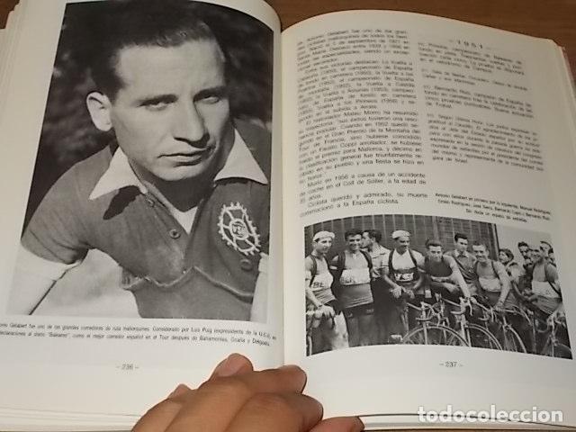 Coleccionismo deportivo: HISTORIA DEL CICLISMO EN MALLORCA.JESÚS GARCÍA MARÍN / GONZALO PAMPÍN.ED. MIRAMAR.1ª EDICIÓN 1991. - Foto 25 - 212807685