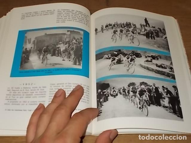Coleccionismo deportivo: HISTORIA DEL CICLISMO EN MALLORCA.JESÚS GARCÍA MARÍN / GONZALO PAMPÍN.ED. MIRAMAR.1ª EDICIÓN 1991. - Foto 26 - 212807685