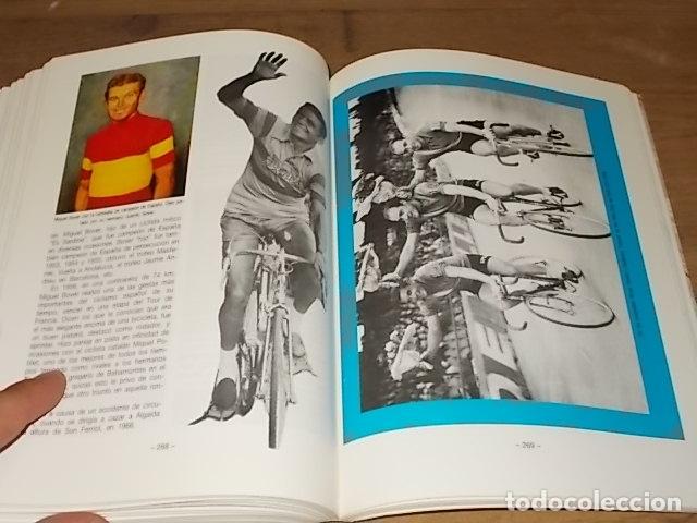 Coleccionismo deportivo: HISTORIA DEL CICLISMO EN MALLORCA.JESÚS GARCÍA MARÍN / GONZALO PAMPÍN.ED. MIRAMAR.1ª EDICIÓN 1991. - Foto 29 - 212807685