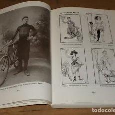 Coleccionismo deportivo: HISTORIA DEL CICLISMO EN MALLORCA.JESÚS GARCÍA MARÍN / GONZALO PAMPÍN.ED. MIRAMAR.1ª EDICIÓN 1991.. Lote 212807685