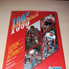 Coleccionismo deportivo: SUI PEDALI 1995 - EN CASTELLANO. Lote 176486124