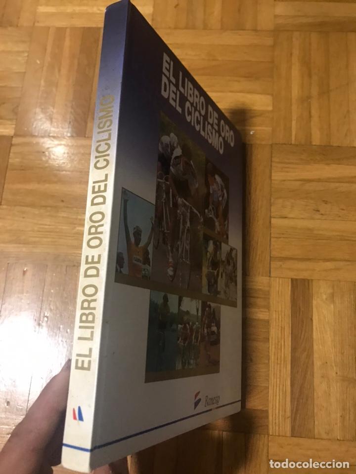 Coleccionismo deportivo: El libro de oro del Ciclismo - Banesto 1991 - Foto 2 - 179113583