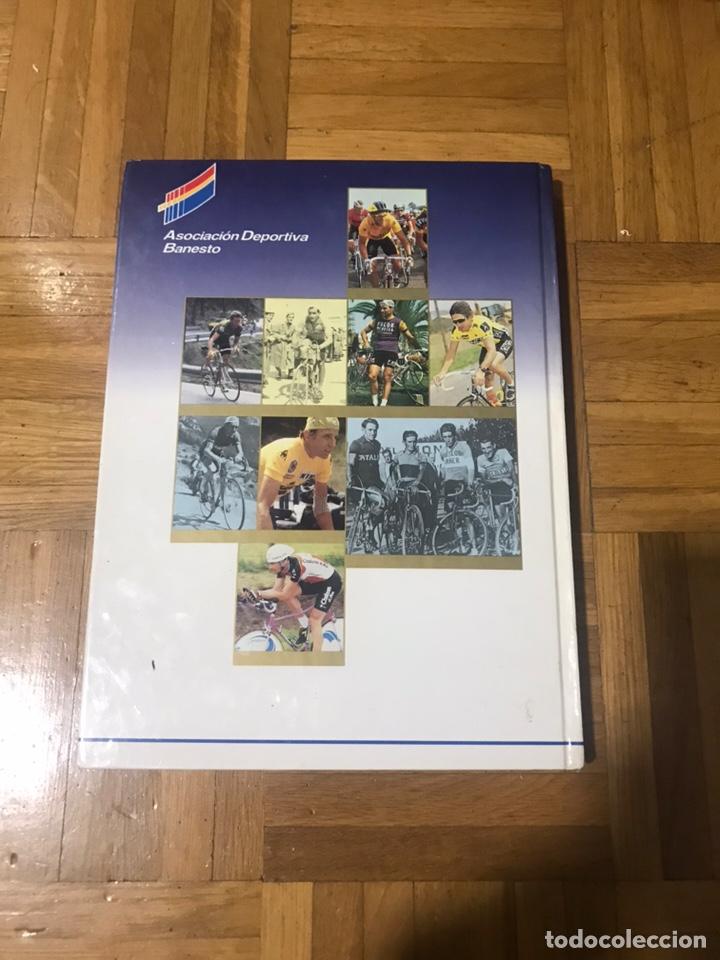 Coleccionismo deportivo: El libro de oro del Ciclismo - Banesto 1991 - Foto 3 - 179113583